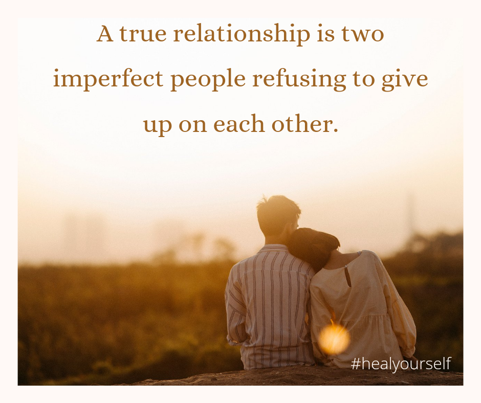 healthy relationship